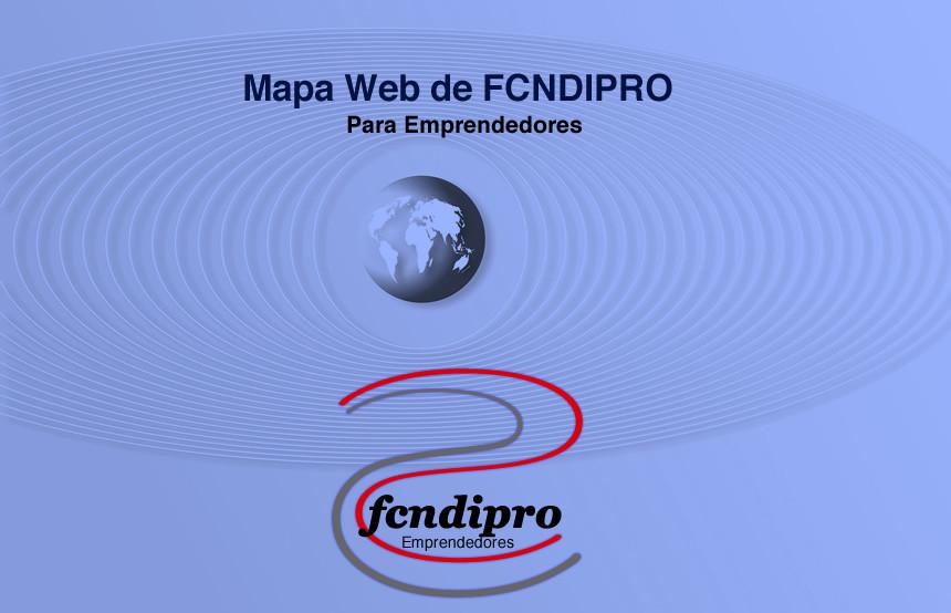 Mapa Web de fcndipro